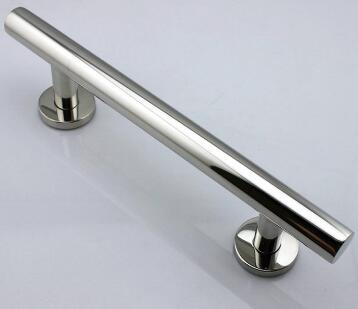 钛镁合金推拉门拉手怎么安装